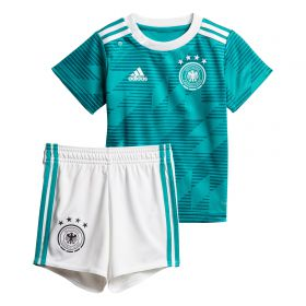 Germany Away Baby Kit 2018 with Müller 9 printing