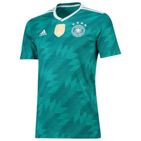 Germany Away Shirt 2018 with Müller 9 printing