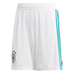 Germany Away Shorts 2018 - Kids