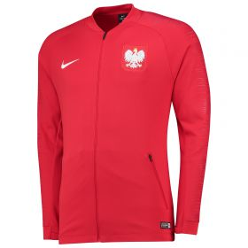 Poland Anthem Jacket - Red