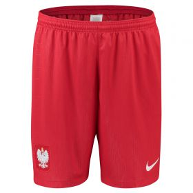 Poland Away Stadium Shorts 2018