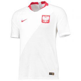 Poland Home Vapor Match Shirt 2018