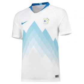 Slovenia Home Stadium Shirt 2018
