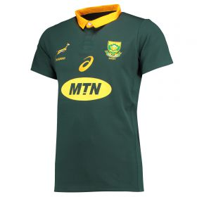 South Africa Home Shirt 17-18 - Green