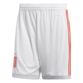 Spain Away Shorts 2018