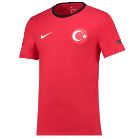 Turkey Crest T-Shirt - Red