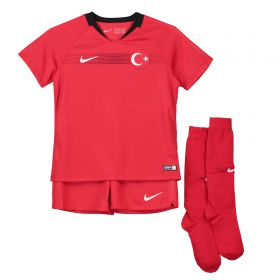 Turkey Home Stadium Kit 2018 - Little Kids