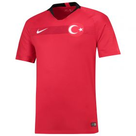 Turkey Home Stadium Shirt 2018