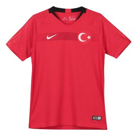 Turkey Home Stadium Shirt 2018 - Kids