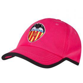 Valencia CF Core Crest Fan Cap - Pink - Adult