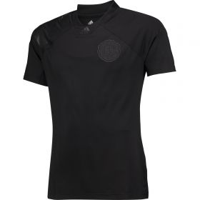 Manchester United T-Shirt - Black
