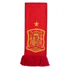 Spain Home Scarf - Red