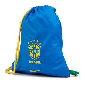 Brazil Stadium Gymsack - Blue