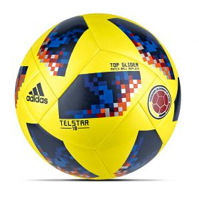 Colombia World Cup 2018 Football - Size 5 - Yellow