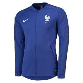 France Anthem Jacket - Blue