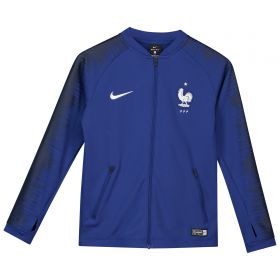 France Anthem Jacket - Blue - Kids
