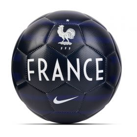 France Prestige Football - Navy - Size 5