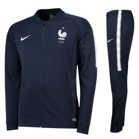 France Squad Tracksuit - Navy