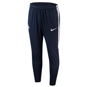 France Squad Training Pants - Navy