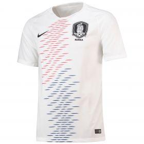 Korea Republic Away Stadium Shirt 2018