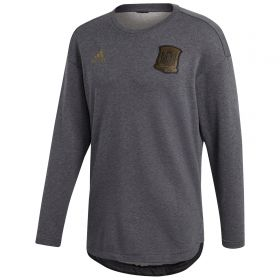 Spain Sweatshirt - Dark Grey