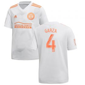 Atlanta United Away Shirt 2018 - Kids with Garza 4 printing