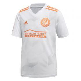 Atlanta United Away Shirt 2018 - Kids with Nagbe 6 printing