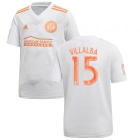 Atlanta United Away Shirt 2018 - Kids with Villalba 15 printing