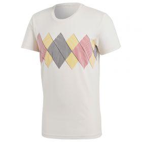 Belgium Graphic T-Shirt - White