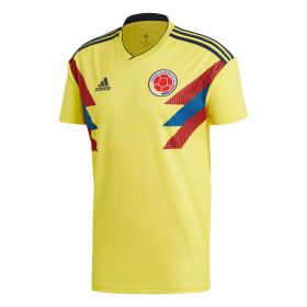 Colombia Home Shirt 2018 with James 10 printing