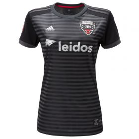 DC United Home Shirt 2018 - Womens with Ousted 1 printing