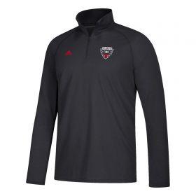 DC United LC Logo Set Fleece - Black
