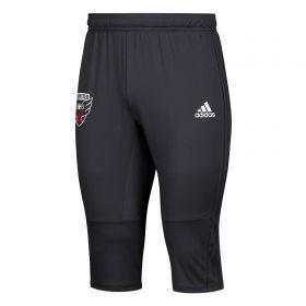 DC United Training 3/4 Pants - Dk Grey