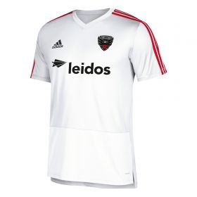 DC United Training Top - White
