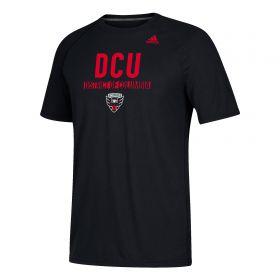 DC United Utility Work T-Shirt - Black