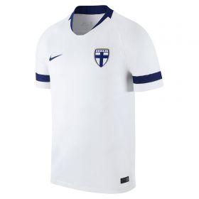 Finland Home Stadium Shirt 2018