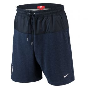 France Authentic Modern Crew Shorts - Navy