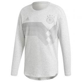 Germany Sweatshirt - Light Grey