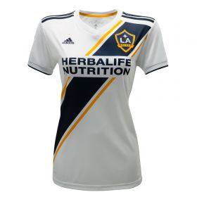 LA Galaxy Home Shirt 2018 - Womens with Steres 5 printing