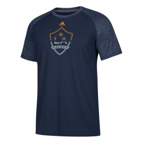 LA Galaxy Redirection Logo T-Shirt - Navy