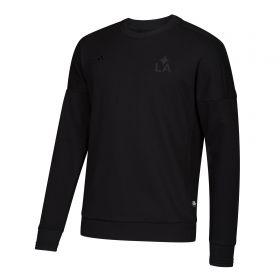 LA Galaxy Tango Crew Sweatshirt - Black