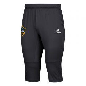 LA Galaxy Training 3/4 Pants - Dk Grey