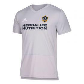 LA Galaxy Training Top - Lt Grey