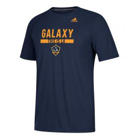 LA Galaxy Utility Work T-Shirt - Navy