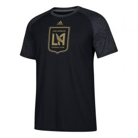 Los Angeles FC Redirection Logo T-Shirt - Black