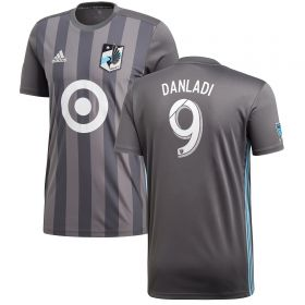 Minnesota United Home Shirt 2018 with Danladi 9 printing