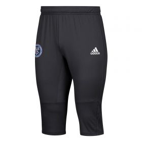 New York City FC Training 3/4 Pants - Dk Grey