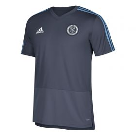 New York City FC Training Top - Sky Blue