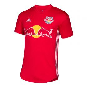 New York Red Bulls Authentic Away Shirt 2018 with Adams 4 printing