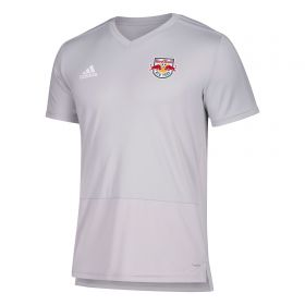 New York Red Bulls Training Top - Lt Grey